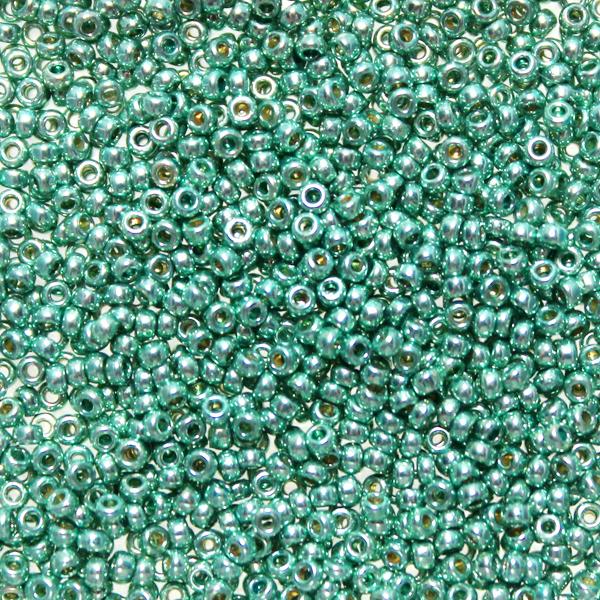 Duracoat Galvanized Dark Sea Foam 15-4216 Miyuki 15/0 5g