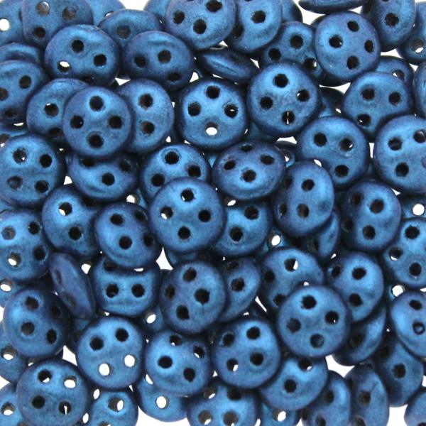 Metallic Suede Blue Quadralentil 10g
