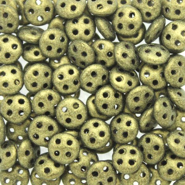 Metallic Suede Gold Quadralentil 10g