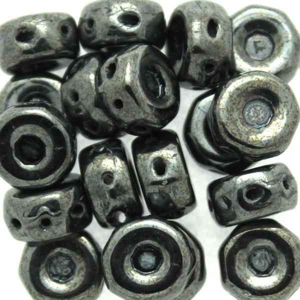 Hematite Octo Beads 10g