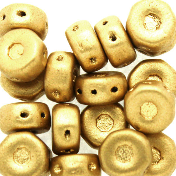 Aztec Gold Octo Beads 10g