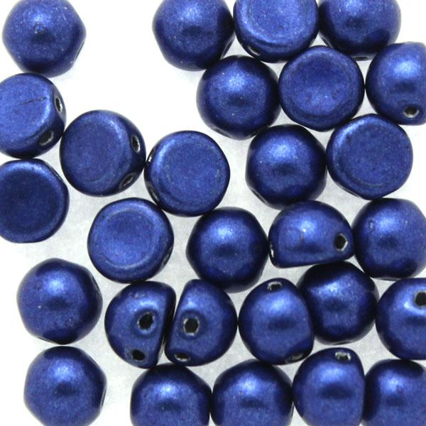 Saturated Lapis Blue CzechMates Cabochon 10g