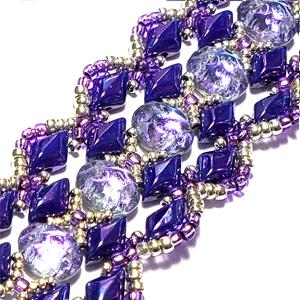 Framed Jewels Armband