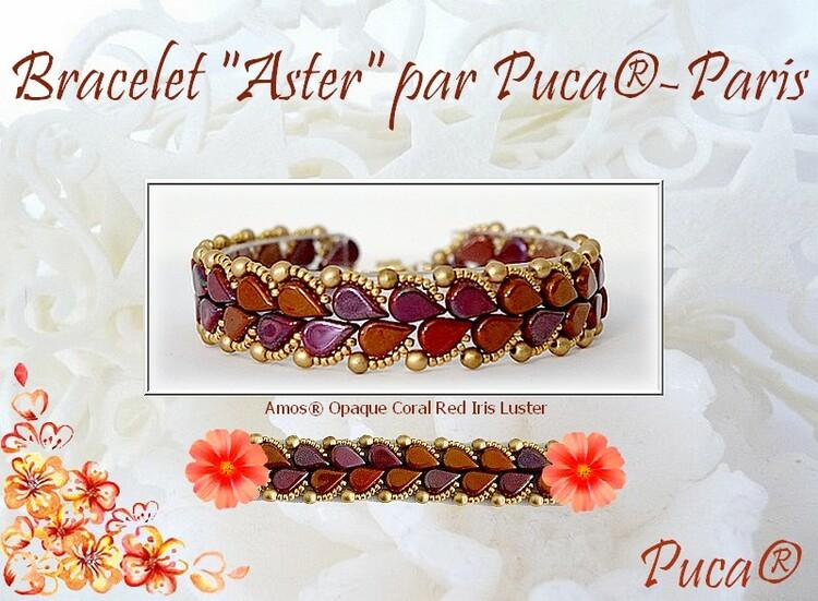 Aster Armband