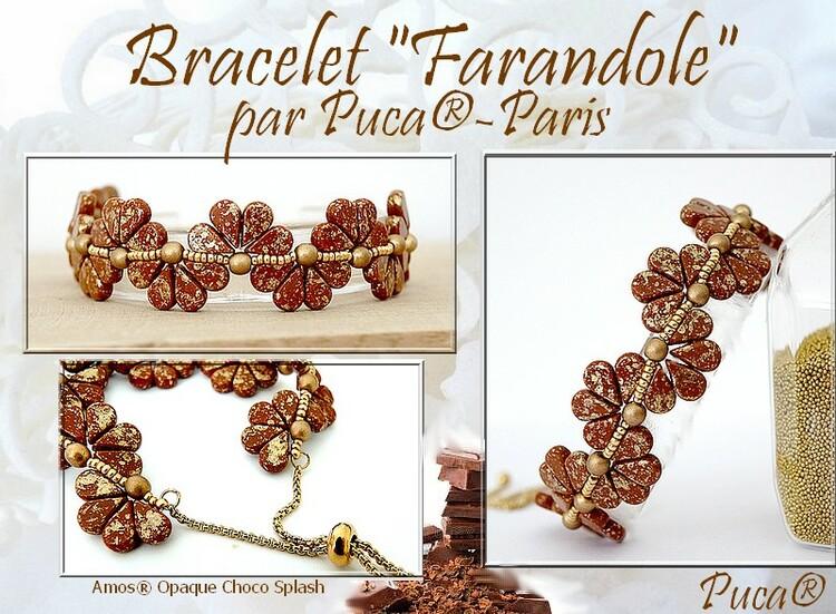 Farandole Armband