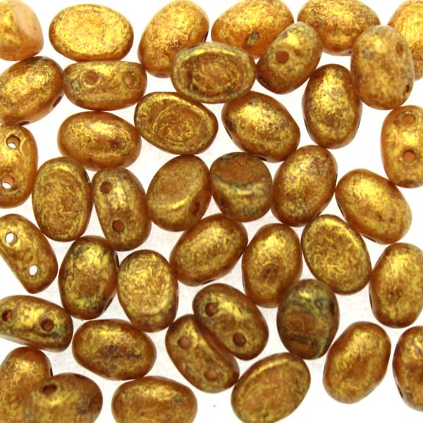 Light Rose Opal Gold Spotted Samos 10g