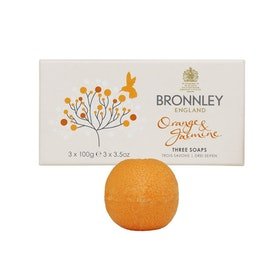 Bronnley - Orange&Jasmine 3x100g