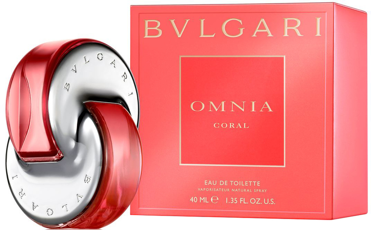 Bvlgari - Omnia Coral EdT 40ml