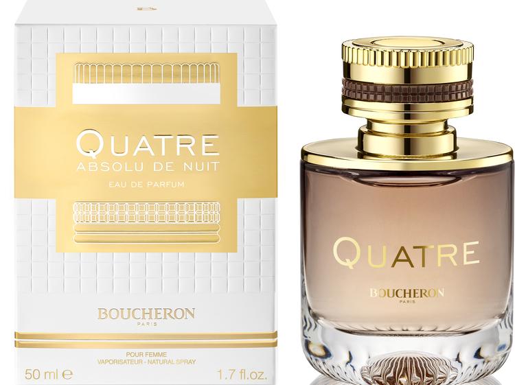 Boucheron - Quatre Femme Absolu De Nuit  EdP 50ml