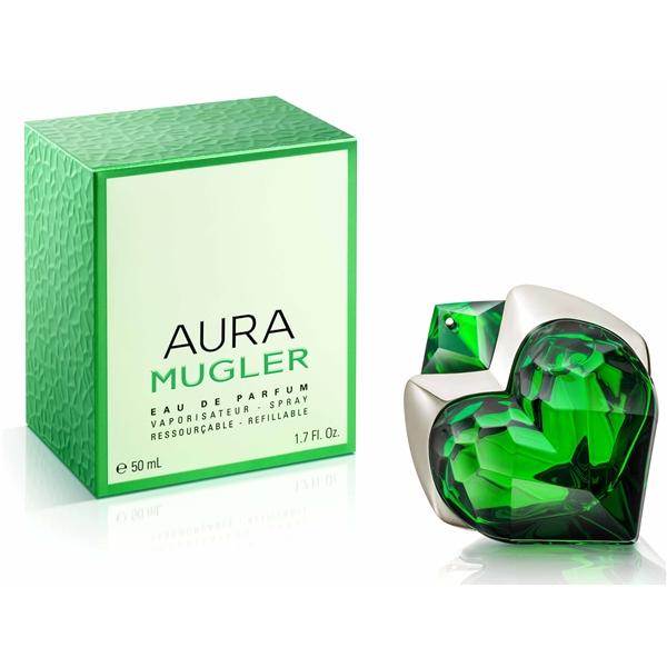 MUGLER - TM Aura Edp 50 ml Refillable
