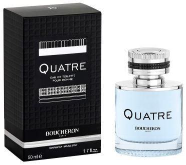 Boucheron - Quatre Homme EdT 50ml