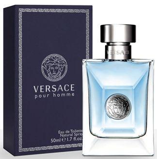 Versace Pour Homme EdT Spray 50 ml