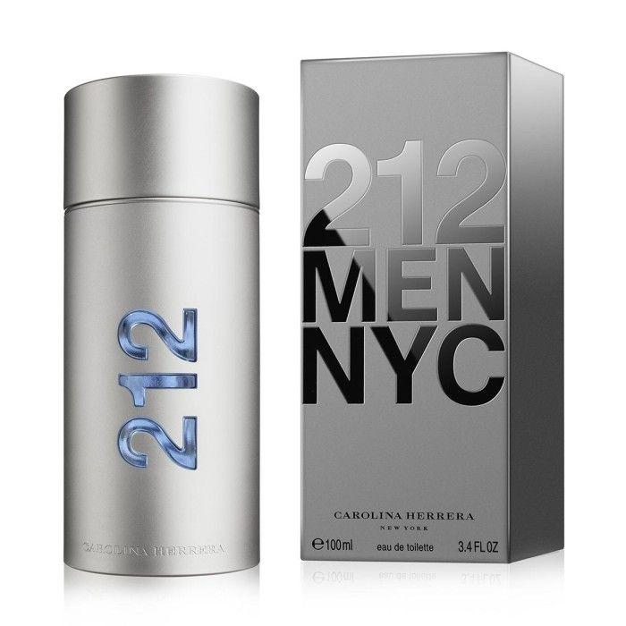 CH 212 MEN Eau de Toilette spray 100 ml