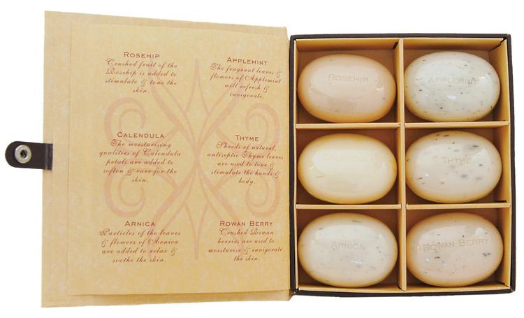Bronnley - Herbarium tvålar