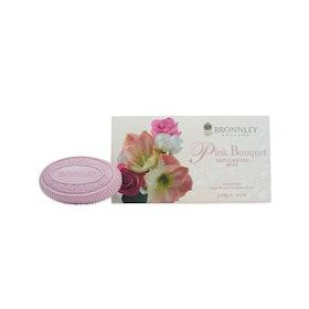 Bronnley -  Pink Bouquet 100g