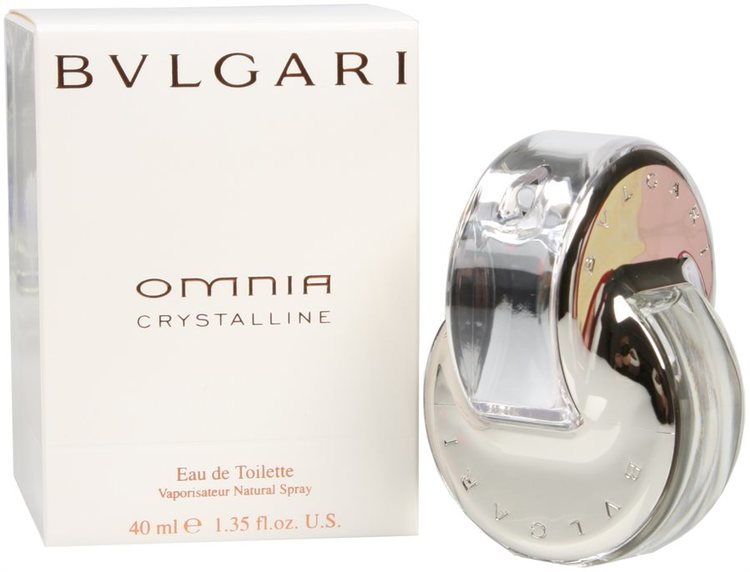 Bvlgari - Omnia Crystalline EdT 40ml