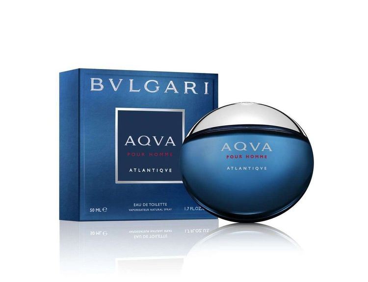 Bvlgari - Aqva Pour Homme Atlantiqve EdT 50ml