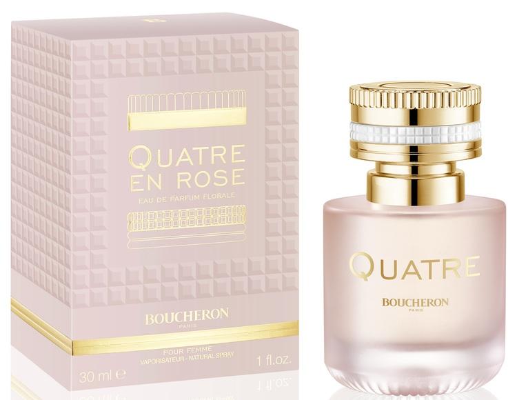 Boucheron - Quatre en Rose EdP 30ml