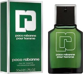 PACO RABANNE POUR HOMME Eau de Toilette spray 50ml