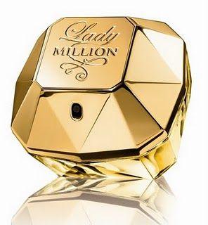 LADY MILLION Eau de Parfum spray 30ml