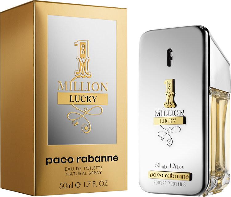 LADY MILLION LUCKY - Eau de Parfum spray 50ml
