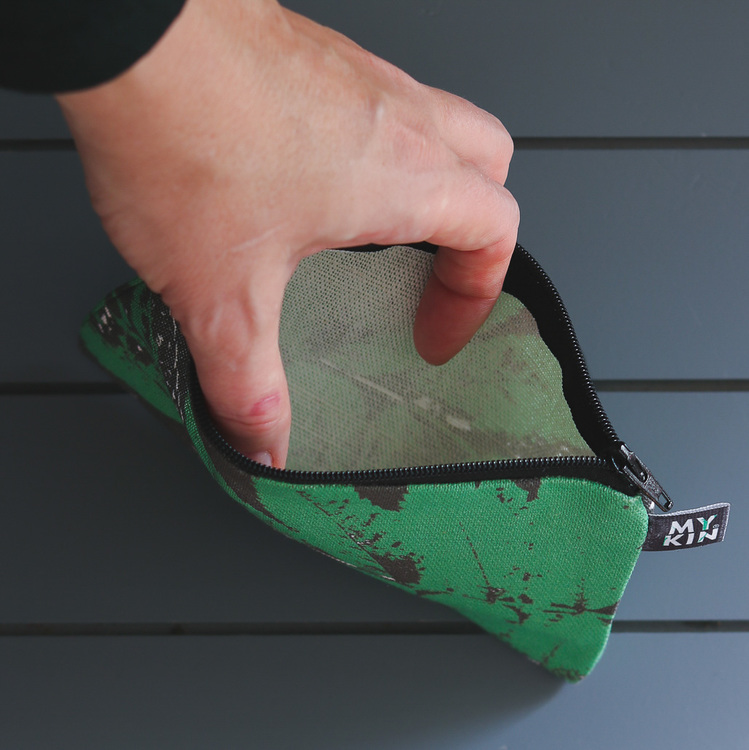 Liten väska med omtanke om miljön