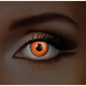 Faceloox UV Orange Crazy Lins 1 styck Utan Styrka