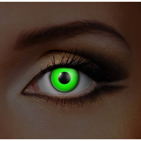Faceloox UV Green Crazy 1 styck utan styrka