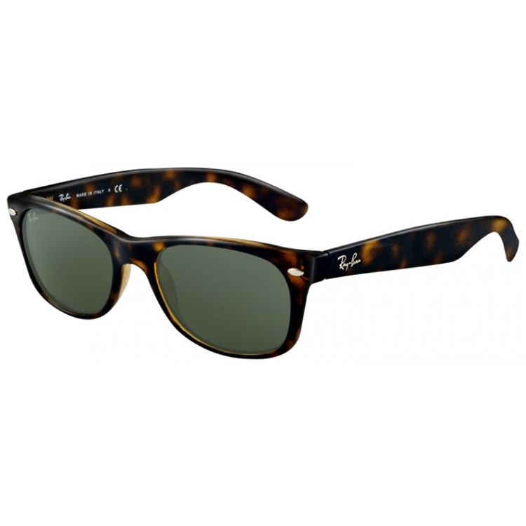 Ray ban New Wayfarer solglasögon RB2132 902. 52/145 SED