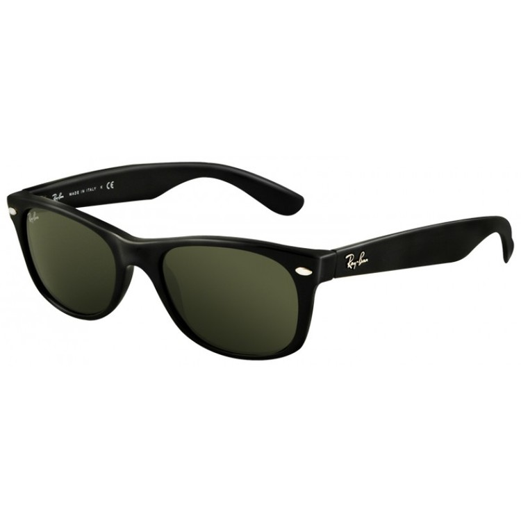 Ray ban New Wayfarer solglasögon RB2132 901. 52/145 SED
