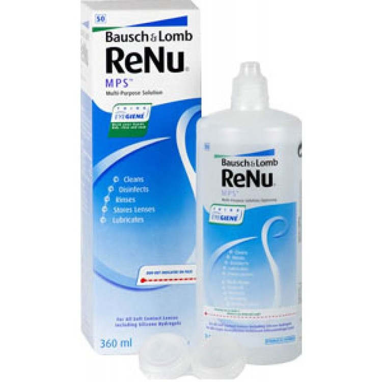 Renu 360ml Multi-Purpose Lense's Solution