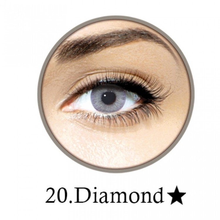 20-Faceloox Gold Diamond Utan Styrka