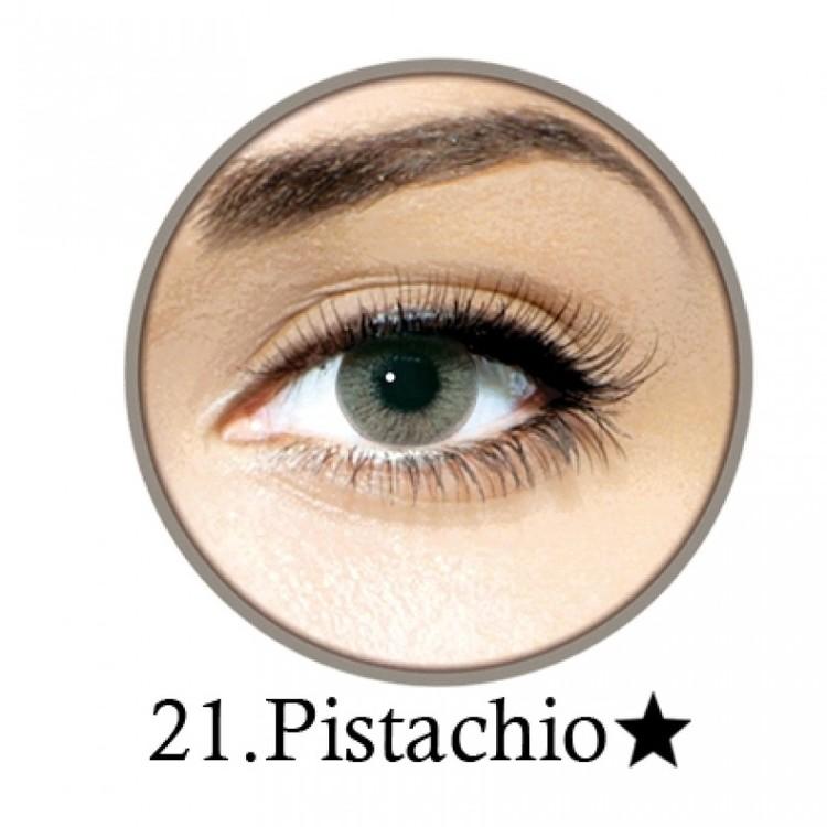 21-Faceloox Gold Pistachio Utan Styrka