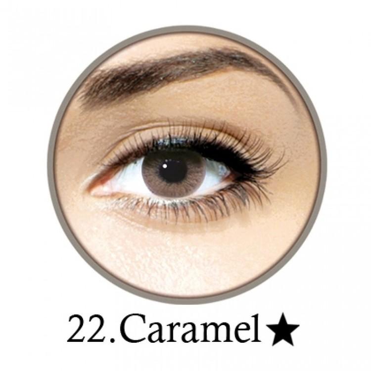 22-Faceloox Gold Caramel Utan Styrka
