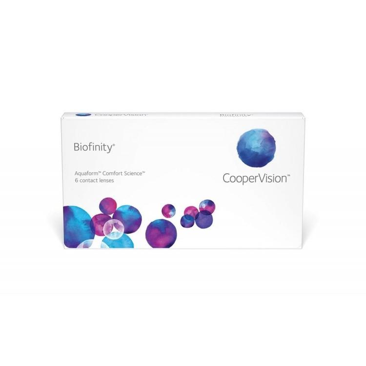 Biofinity, 6-pack