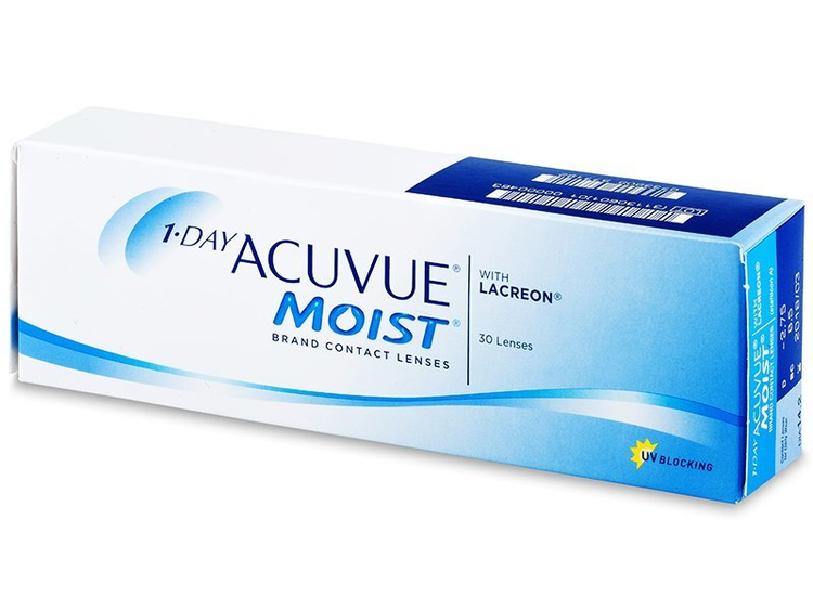 1-Day Acuvue, 30-pack