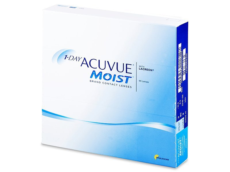 1-Day Acuvue, 90-pack