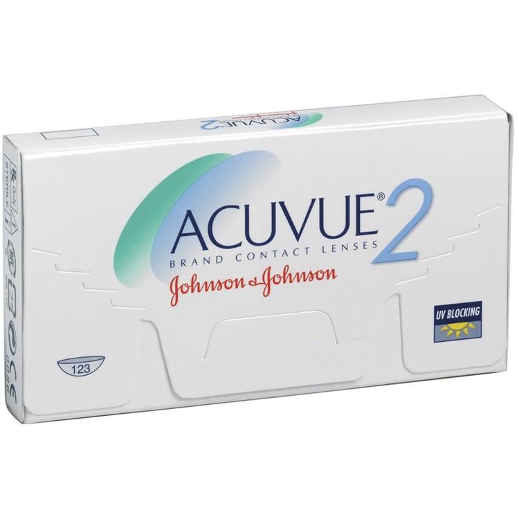 Acuvue 2, 6-pack