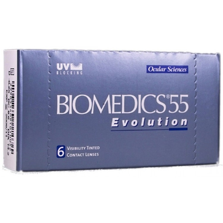 Biomedics 55 Evulotion