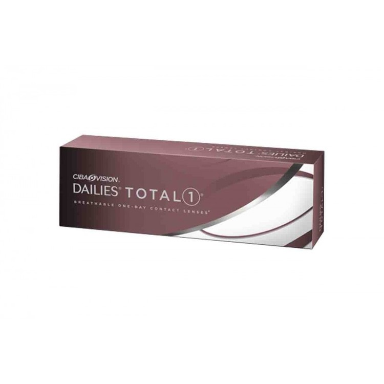 DAILIES TOTAL1, 30-pack