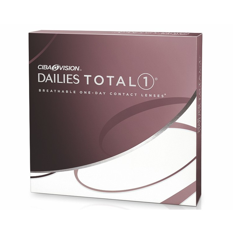 DAILIES TOTAL1, 90-pack