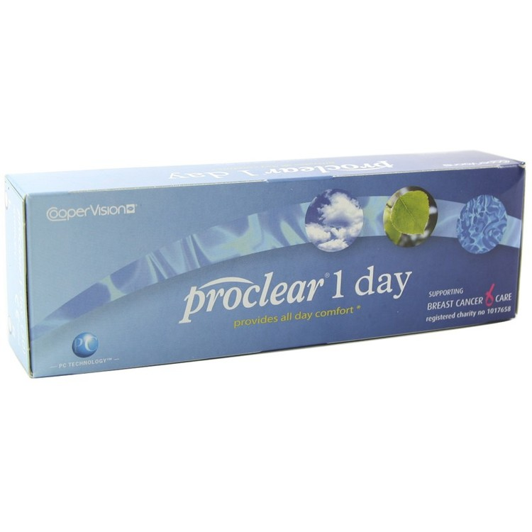 Proclear 1-Day, 30-pack