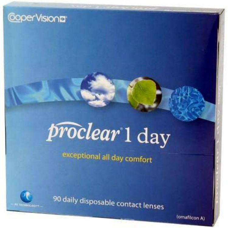 Proclear 1-Day, 90-pack