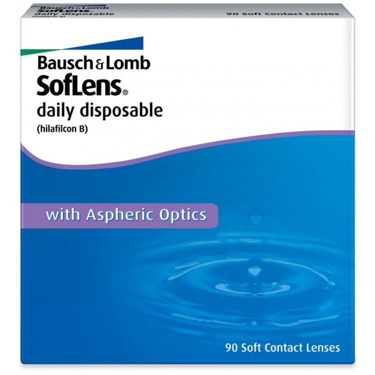 SofLens Daily Disposable, 90-pack
