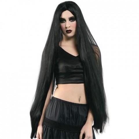 Long wig Black
