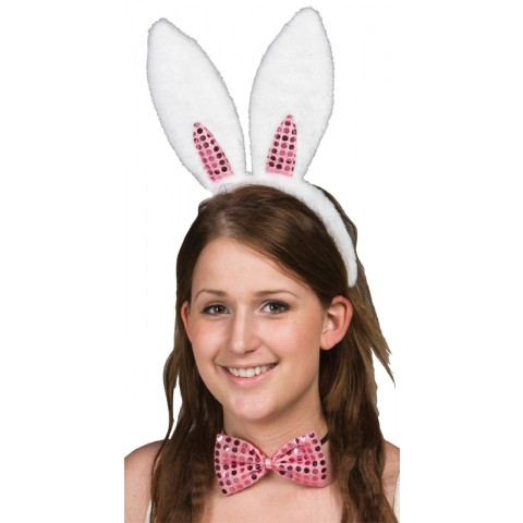 Sexy Playboy Bunny - Ears and fly