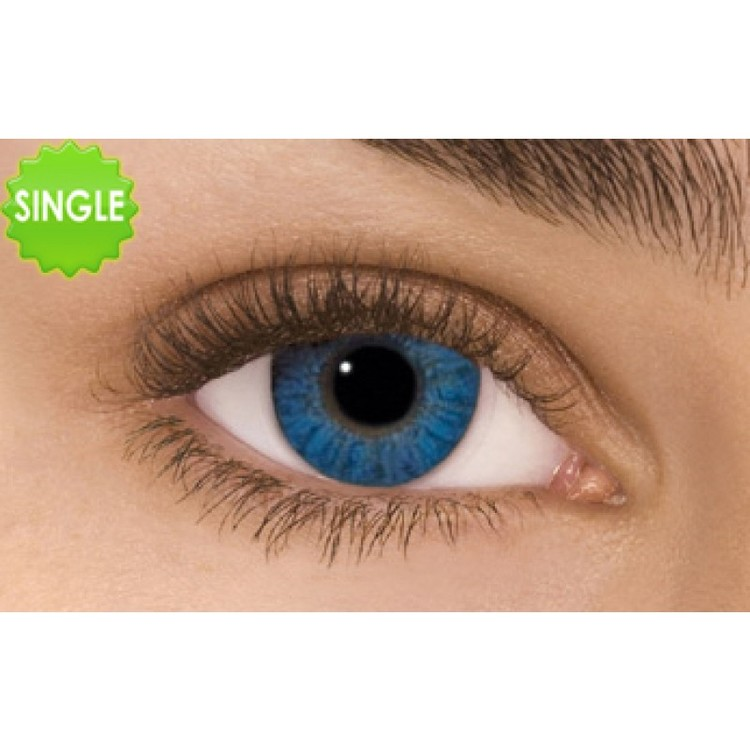 Freshlook Colorblends Brilliant Blue Med Styrka, SINGLE