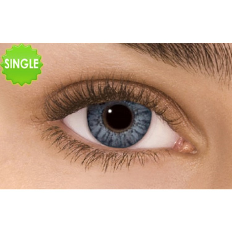 Freshlook Colorblends Sterling Grey Med Styrka, SINGLE