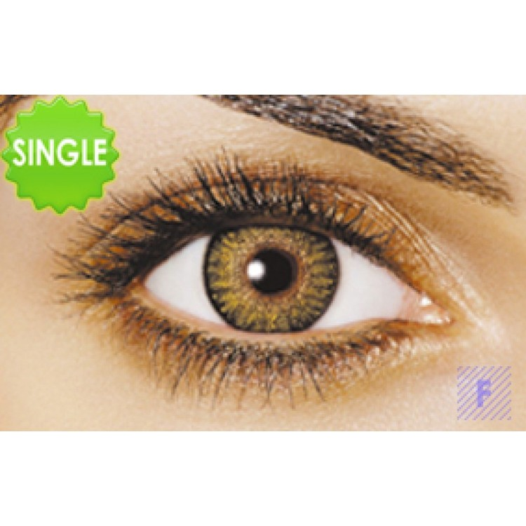Freshlook Colorblends Pure Hazel Med Styrka, SINGLE