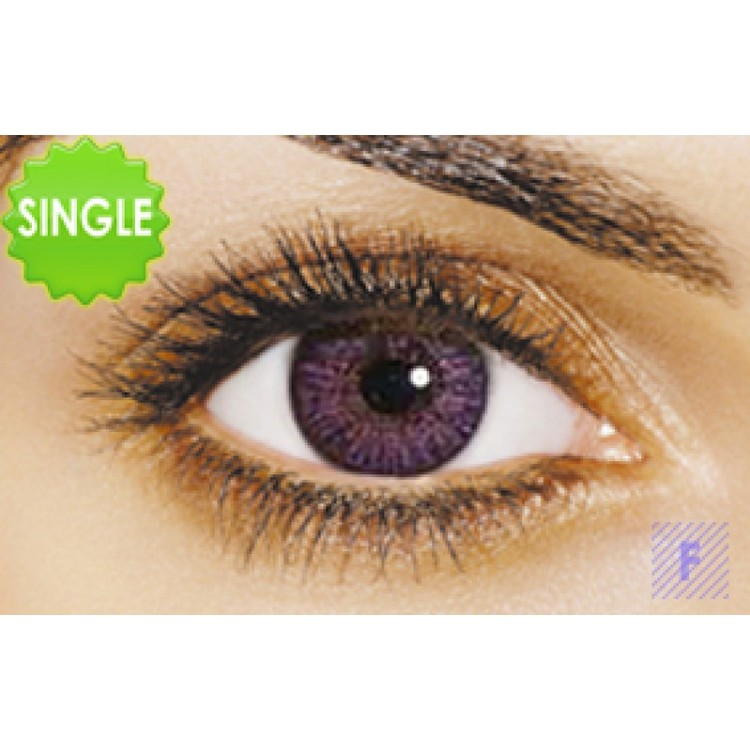 Freshlook Colorblends Amethyst Med Styrka, SINGLE